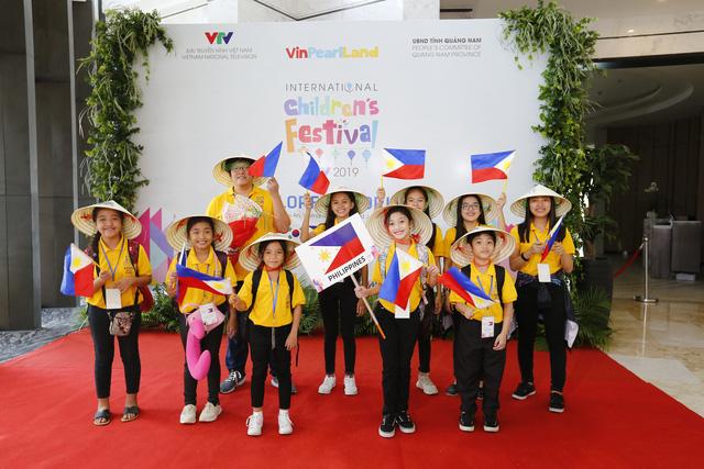 Các đoàn dự Liên hoan thiếu nhi quốc tế VTV 2019 đã cập bến Hội An - Ảnh 5.