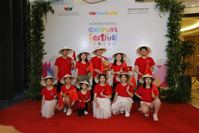 Các đoàn dự Liên hoan thiếu nhi quốc tế VTV 2019 đã cập bến Hội An - Ảnh 3.