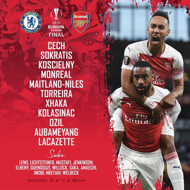 Chelsea 4-1 Arsenal: Chức vô địch Europa League dành cho The Blues - Ảnh 3.