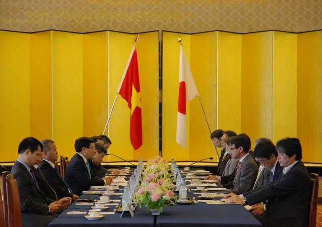 Tăng cường hơn nữa kết nối hai nền kinh tế Việt Nam và Nhật Bản - Ảnh 1.