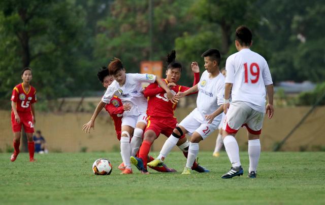 Phong Phú Hà Nam và Hà Nội tranh chức vô địch giải bóng đá Nữ cúp Quốc gia đầu tiên - Ảnh 1.