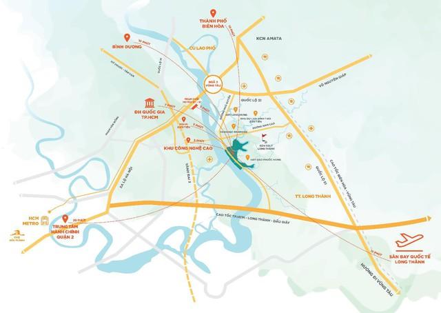 """""""Sốt"""" đầu tư các khu đô thị sinh thái kiểu mẫu khu Đông - Ảnh 1."""