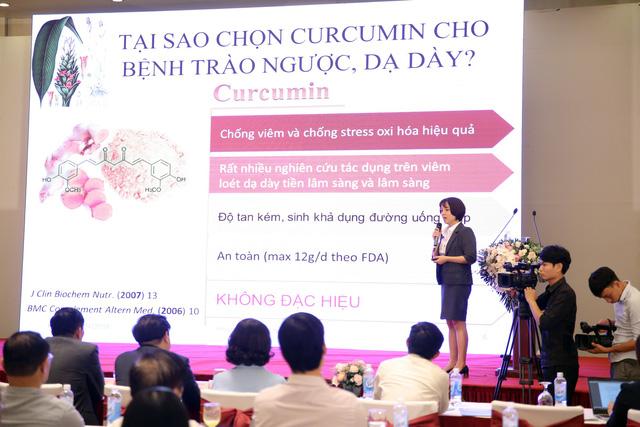 Hiệu quả của công nghệ hướng đích ứng dụng trong bệnh viêm loét dạ dày - Ảnh 3.