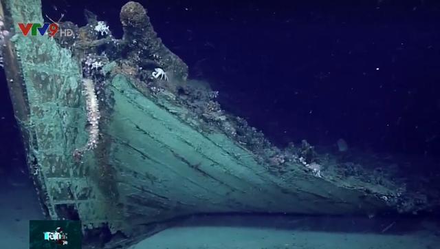 Phát hiện xác tàu nằm dưới đáy biển hơn 150 năm - Ảnh 1.