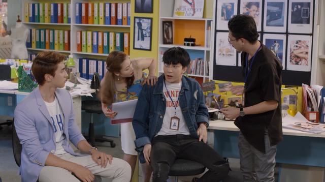 Những biểu cảm khó đỡ của B Trần trong phim Mối tình đầu của tôi - Ảnh 15.