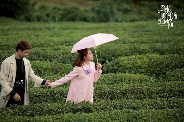 Tan chảy trước bộ ảnh siêu lãng mạn của Bình An - Lan Ngọc ở Đà Lạt - Ảnh 2.