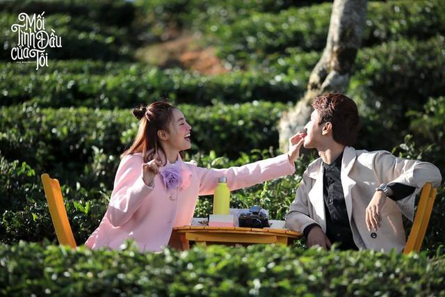 Tan chảy trước bộ ảnh siêu lãng mạn của Bình An - Lan Ngọc ở Đà Lạt - Ảnh 1.