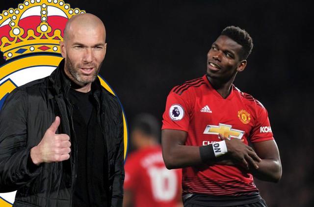 Man Utd và cuộc chiến giữ chân Paul Pogba - Ảnh 3.