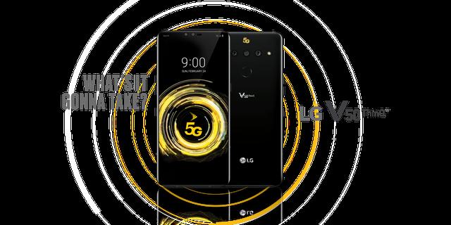 LG sẽ ra mắt smartphone 5G tại Hàn Quốc - Ảnh 1.