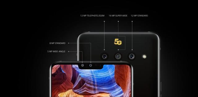 LG sẽ ra mắt smartphone 5G tại Hàn Quốc - Ảnh 2.