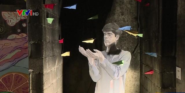 Nghệ sĩ vẽ tranh đường phố trên thế giới tham gia triển lãm Sơn mới - Ảnh 2.