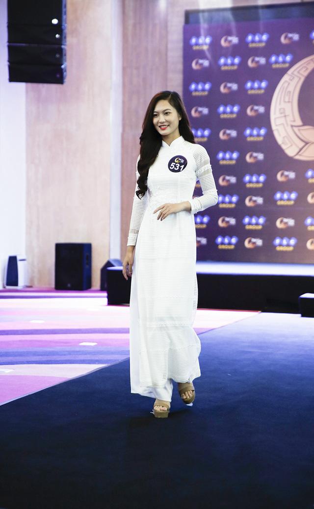 Hoa hậu Bản sắc Việt toàn cầu 2019: Thêm nhiều gương mặt sáng từ Hải Phòng - Ảnh 2.