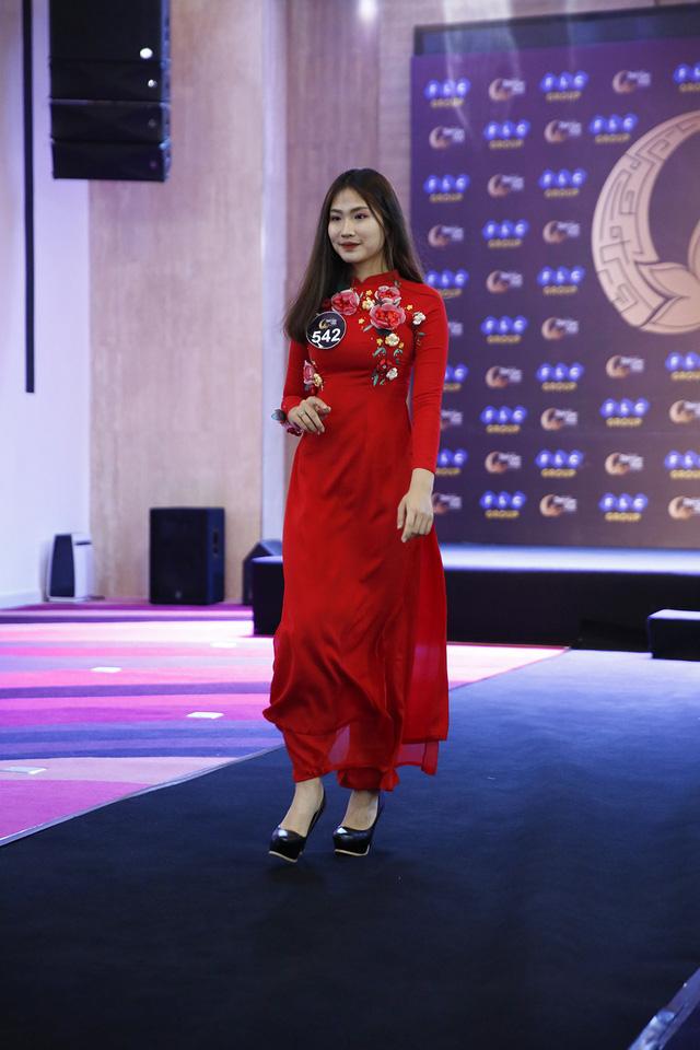 Hoa hậu Bản sắc Việt toàn cầu 2019: Thêm nhiều gương mặt sáng từ Hải Phòng - Ảnh 3.