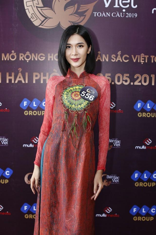 Hoa hậu Bản sắc Việt toàn cầu 2019: Thêm nhiều gương mặt sáng từ Hải Phòng - Ảnh 6.