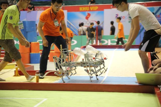Robocon Việt Nam 2019: Nhiều robot MR2 thoát xác tại vòng chung kết - Ảnh 5.