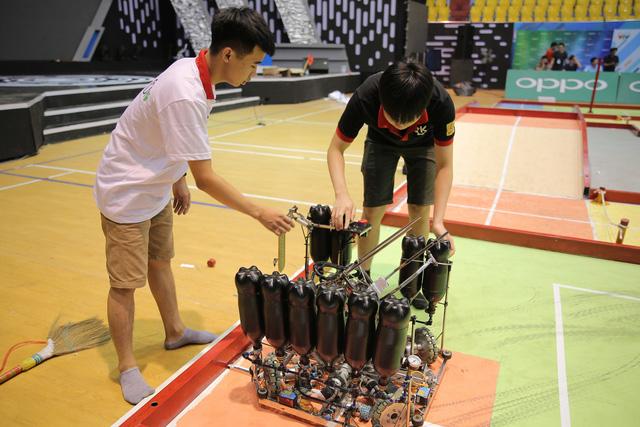 Robocon Việt Nam 2019: Nhiều robot MR2 thoát xác tại vòng chung kết - Ảnh 17.