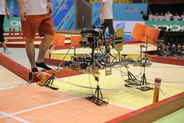 Robocon Việt Nam 2019: Nhiều robot MR2 thoát xác tại vòng chung kết - Ảnh 18.