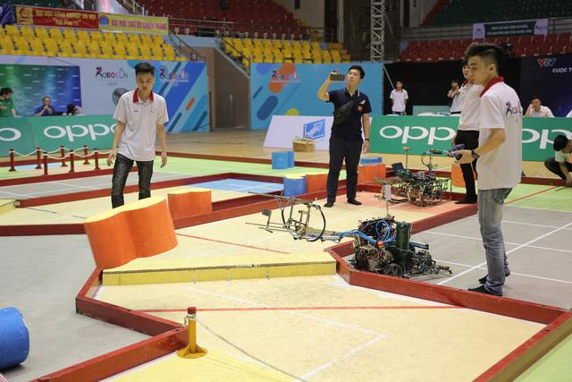 Robocon Việt Nam 2019: Nhiều robot MR2 thoát xác tại vòng chung kết - Ảnh 20.