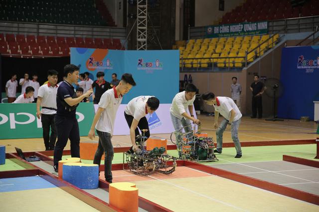 Robocon Việt Nam 2019: Nhiều robot MR2 thoát xác tại vòng chung kết - Ảnh 21.