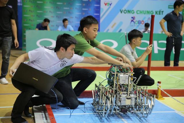 Robocon Việt Nam tiếp tục đẩy mạnh truyền thông trên nền tảng số - Ảnh 9.