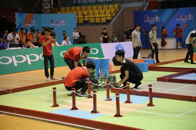 Robocon Việt Nam tiếp tục đẩy mạnh truyền thông trên nền tảng số - Ảnh 10.