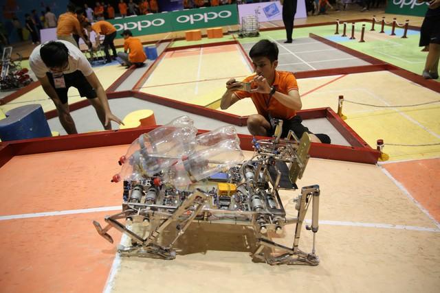 Robocon Việt Nam tiếp tục đẩy mạnh truyền thông trên nền tảng số - Ảnh 19.