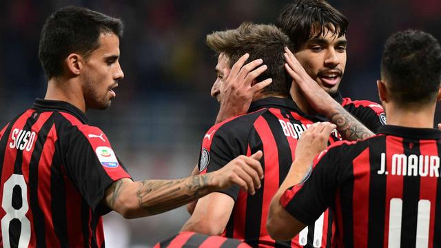 AC Milan thắng sát nút Bologna trên sân nhà - Ảnh 1.
