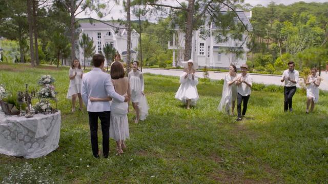 Mối tình đầu của tôi - Tập cuối: Kết phim viên mãn với đám cưới đẹp như mơ của An Chi - Nam Phong - Ảnh 9.