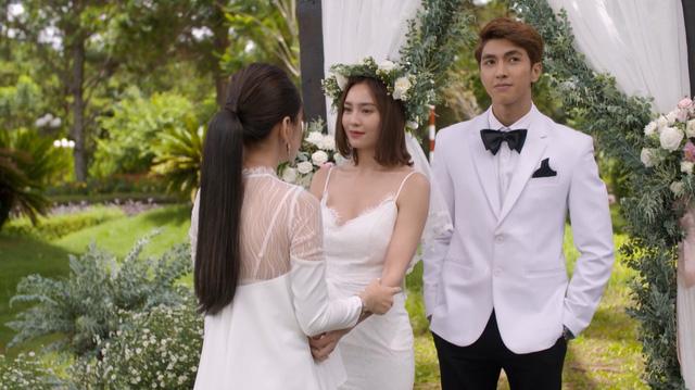 Mối tình đầu của tôi - Tập cuối: Kết phim viên mãn với đám cưới đẹp như mơ của An Chi - Nam Phong - Ảnh 7.