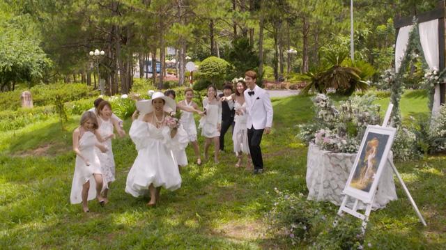 Mối tình đầu của tôi - Tập cuối: Kết phim viên mãn với đám cưới đẹp như mơ của An Chi - Nam Phong - Ảnh 10.