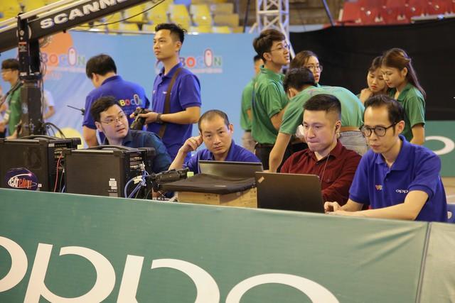 Hình ảnh vòng chung kết Robocon Việt Nam 2019 trước giờ G - Ảnh 5.
