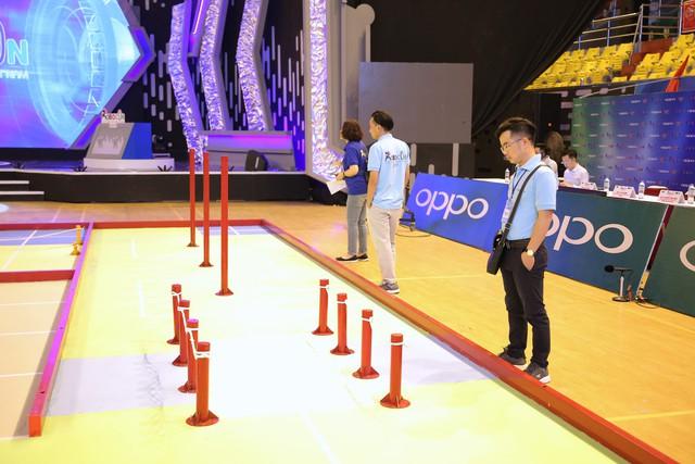 Hình ảnh vòng chung kết Robocon Việt Nam 2019 trước giờ G - Ảnh 3.