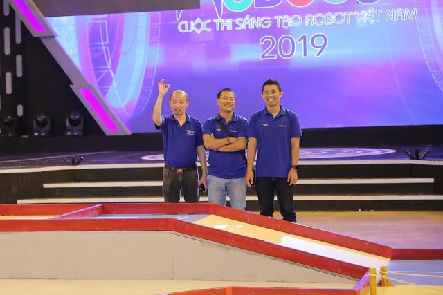 Hình ảnh vòng chung kết Robocon Việt Nam 2019 trước giờ G - Ảnh 4.