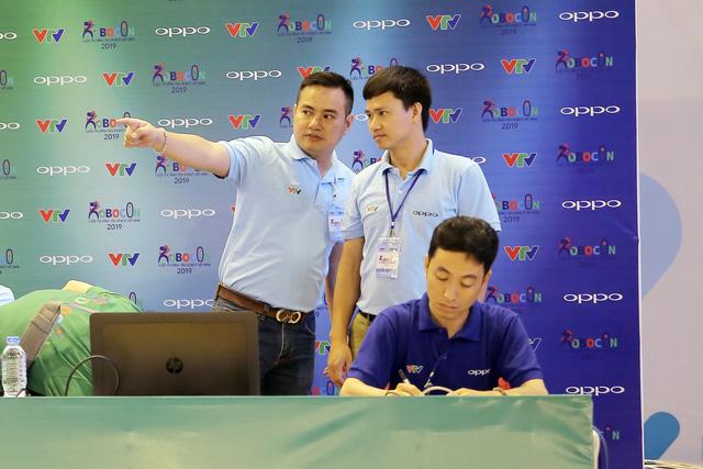 Hình ảnh vòng chung kết Robocon Việt Nam 2019 trước giờ G - Ảnh 6.