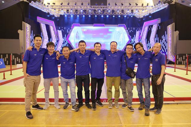 Hình ảnh vòng chung kết Robocon Việt Nam 2019 trước giờ G - Ảnh 7.