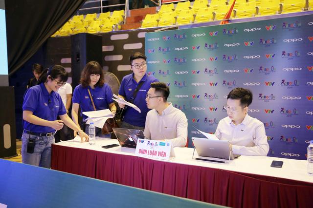 Hình ảnh vòng chung kết Robocon Việt Nam 2019 trước giờ G - Ảnh 8.