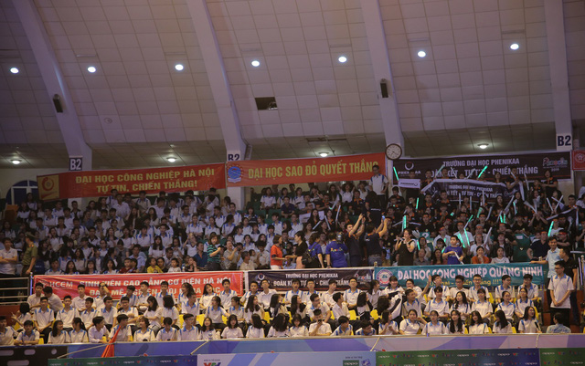 Hình ảnh vòng chung kết Robocon Việt Nam 2019 trước giờ G - Ảnh 9.