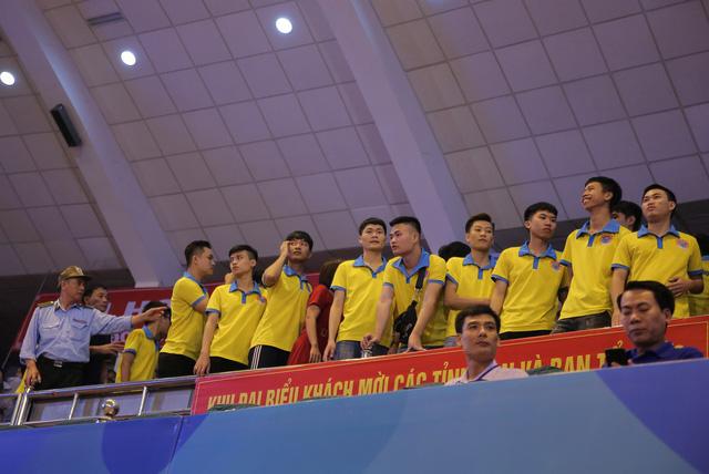 Hình ảnh vòng chung kết Robocon Việt Nam 2019 trước giờ G - Ảnh 10.
