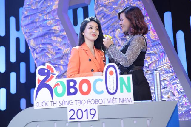Hình ảnh vòng chung kết Robocon Việt Nam 2019 trước giờ G - Ảnh 12.