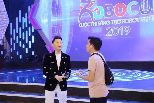 Hình ảnh vòng chung kết Robocon Việt Nam 2019 trước giờ G - Ảnh 13.