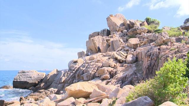 Khám phá bãi san hô cổ ở Hang Rái, Ninh Thuận - Ảnh 2.