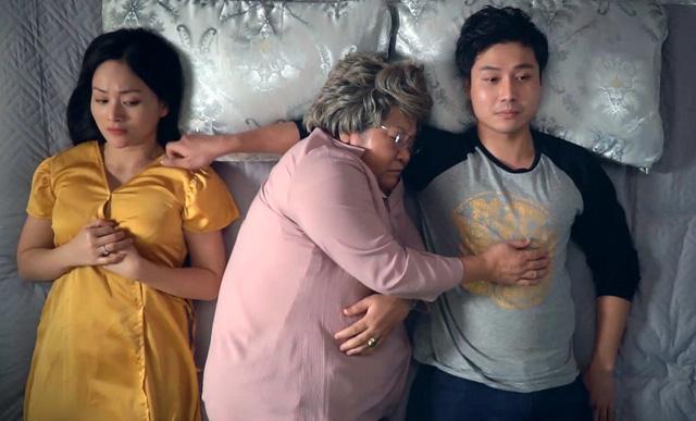 Bà nội chồng Minh Vượng hết lời khen đạo diễn Nàng dâu order vì lý do này - Ảnh 2.