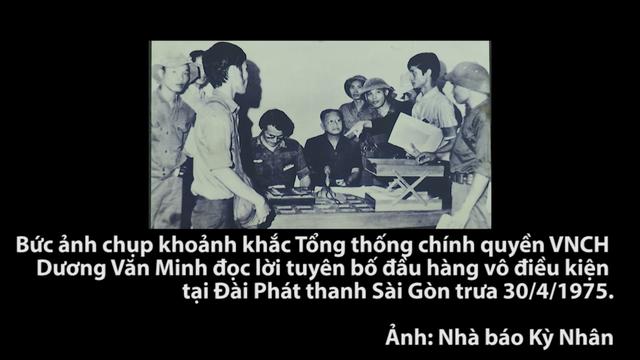 Ký ức Việt Nam: Sống dậy những thời khắc hào hùng của cả dân tộc - Ảnh 9.