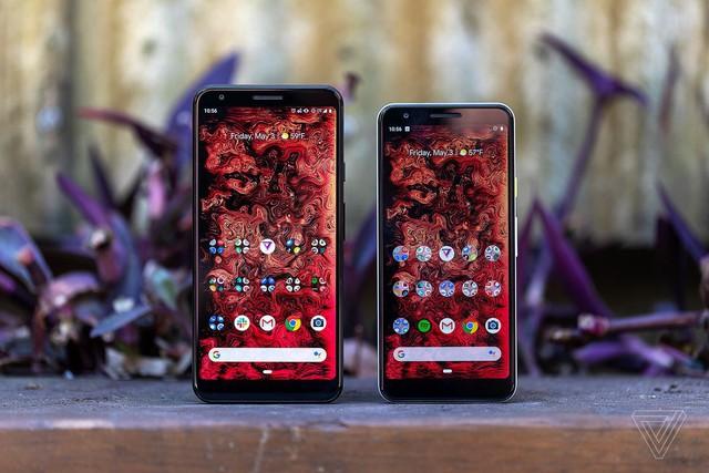 Google chính thức ra mắt Pixel 3a và 3a XL, giá bán từ 399 USD - Ảnh 1.