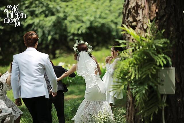 Bộ ảnh cưới đẹp mê mẩn của An Chi - Nam Phong trong Mối tình đầu của tôi - Ảnh 16.