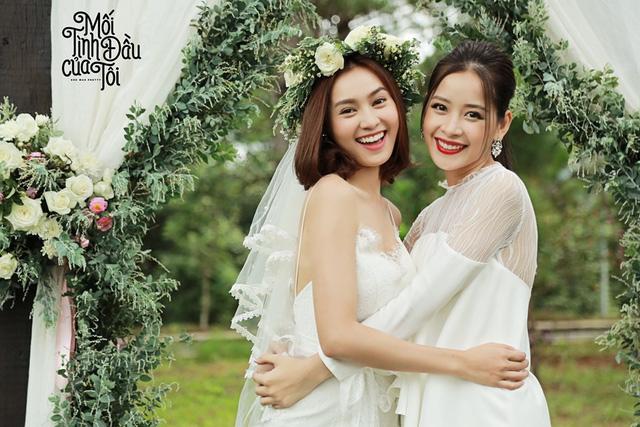 Bộ ảnh cưới đẹp mê mẩn của An Chi - Nam Phong trong Mối tình đầu của tôi - Ảnh 12.