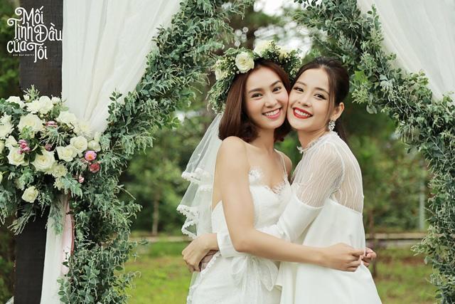 Bộ ảnh cưới đẹp mê mẩn của An Chi - Nam Phong trong Mối tình đầu của tôi - Ảnh 11.
