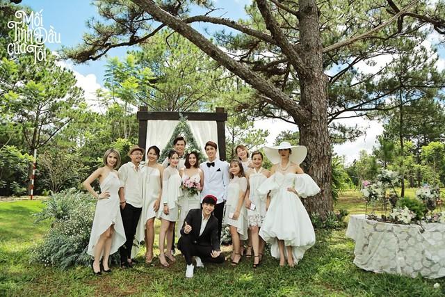 Bộ ảnh cưới đẹp mê mẩn của An Chi - Nam Phong trong Mối tình đầu của tôi - Ảnh 18.