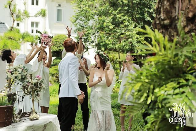 Bộ ảnh cưới đẹp mê mẩn của An Chi - Nam Phong trong Mối tình đầu của tôi - Ảnh 17.