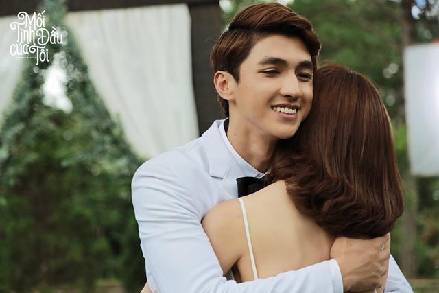Bộ ảnh cưới đẹp mê mẩn của An Chi - Nam Phong trong Mối tình đầu của tôi - Ảnh 4.